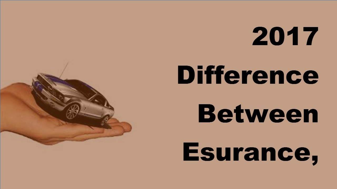 Esurance Quote 2017 Difference Between Esurance Geico And Progressive Insurance