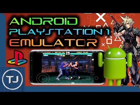 How To Install PlayStation 1 Emulator For Any Android! (ePSXe)
