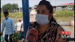 জীবিকার তাগিদে নগরে ফিরছেন মানুষ | উপেক্ষিত স্বাস্থ্যবিধি |