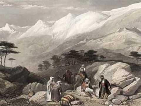 Ron Goodwin - The Cedars of Lebanon