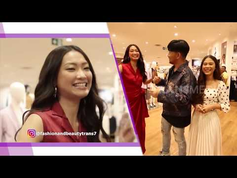 Challenge Jesslyn Lim VS Nadin Cakecaine | FASHION AND BEAUTY (13/07/19) Part 4