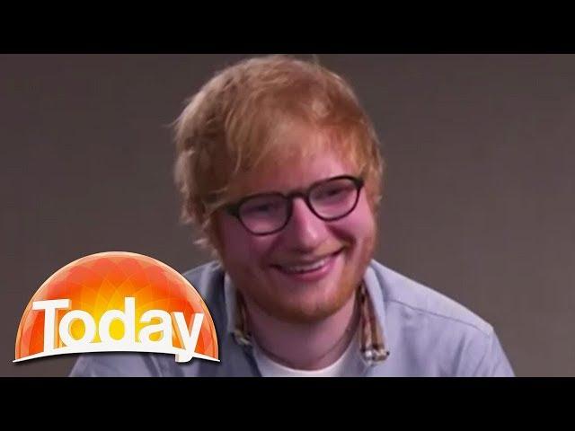 Ed Sheeran drops marriage bombshell - did he wed in secret?