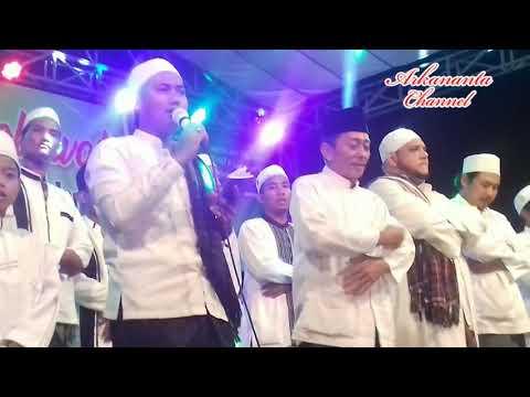 Mahallul Qiyam - Ridwan Asyfi feat Ahbaabul Musthofa Lamongan live Simorejo Bersholawat