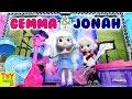The Story of Gemma & Jonah Stone 💎