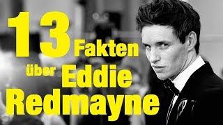 13 FAKTEN über Eddie REDMAYNE