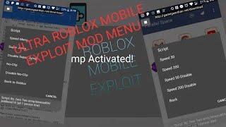 Roblox Hack Mobile Mod Menu Game Guardian Preuzmi