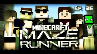 "Minecraft MAZE RUNNER -""Where"