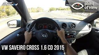 VW Saveiro Cross CD 2015 - POV
