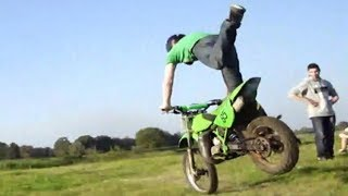 Funny  Bad Motocross  Dirtbike Fails Compilation 2017