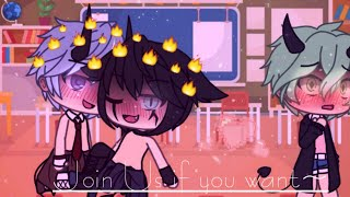 My Two Hot Lover's | Gachalife | Episode 1 ~Join us if you want~ (Gay love story)