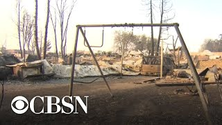 Mayor of Eugene discusses wildfire devastation in Oregon