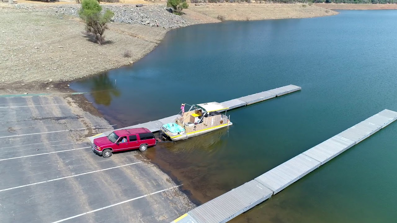 🔴 Oroville Dam Spillway Boat Ramp reopening August 9, 2019