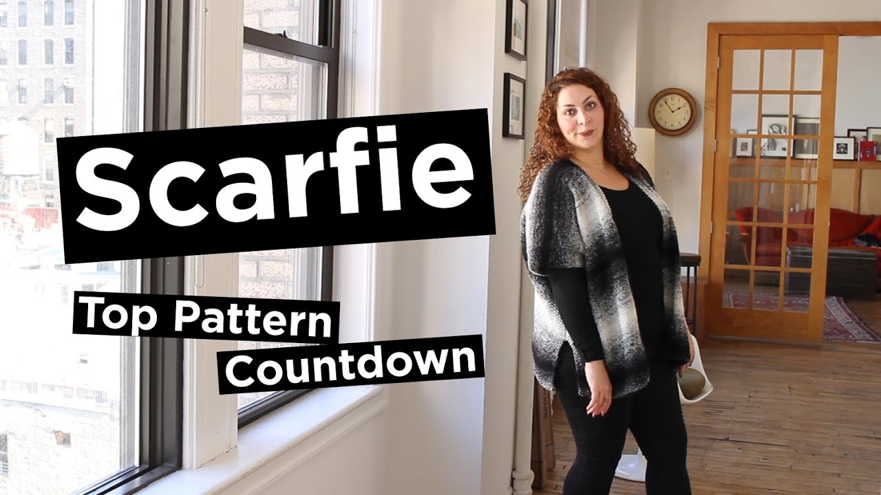 Top 5 Scarfie Pattern Countdown! - YouTube