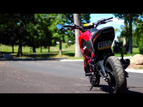 Honda Grom Review >> Honda Grom Mods : Review! - YouTube