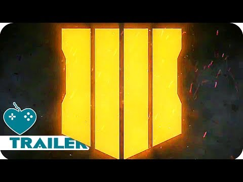 Call of Duty: Black Ops 4 Teaser Trailer (2018) New Call of Duty Game