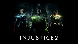Injustice 2 - Game Movie