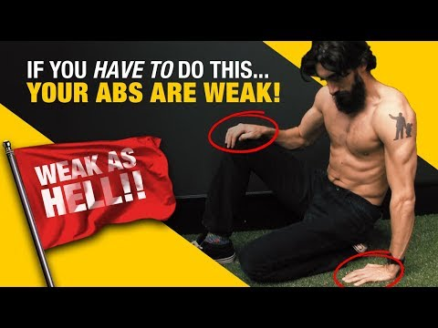 5 Red Flags for Weak Abs (FIX THIS!)