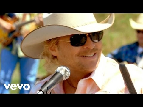 good time alan jackson video oficial