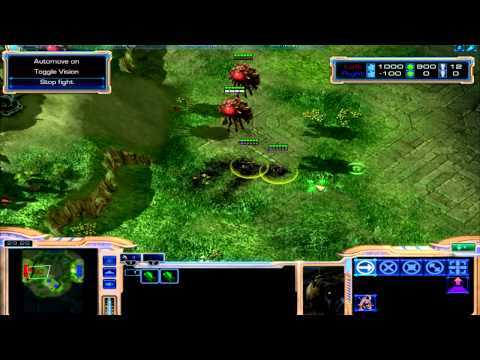 R4ptorStarcraft Strategy #9 Infestors vs worker