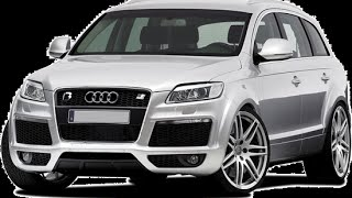 City Car Driving 1.5.1 Audi Q7 V12 TDI - обзор