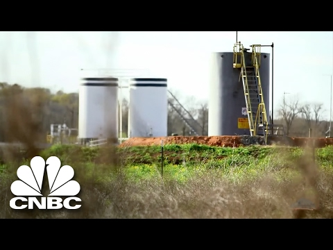 This Entrepreneur Mines For Liquid Gold In Your Backyard | Blue Collar Millionaires | CNBC Prime