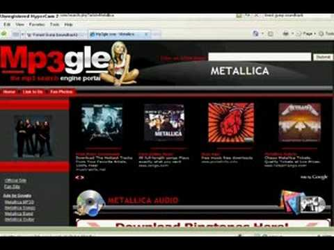 Mp3gle.com-how to download Mp3's free