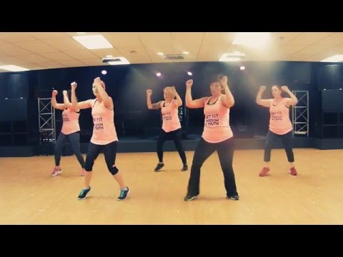 You Lead Jamie Grace Dance by FIT Force 3