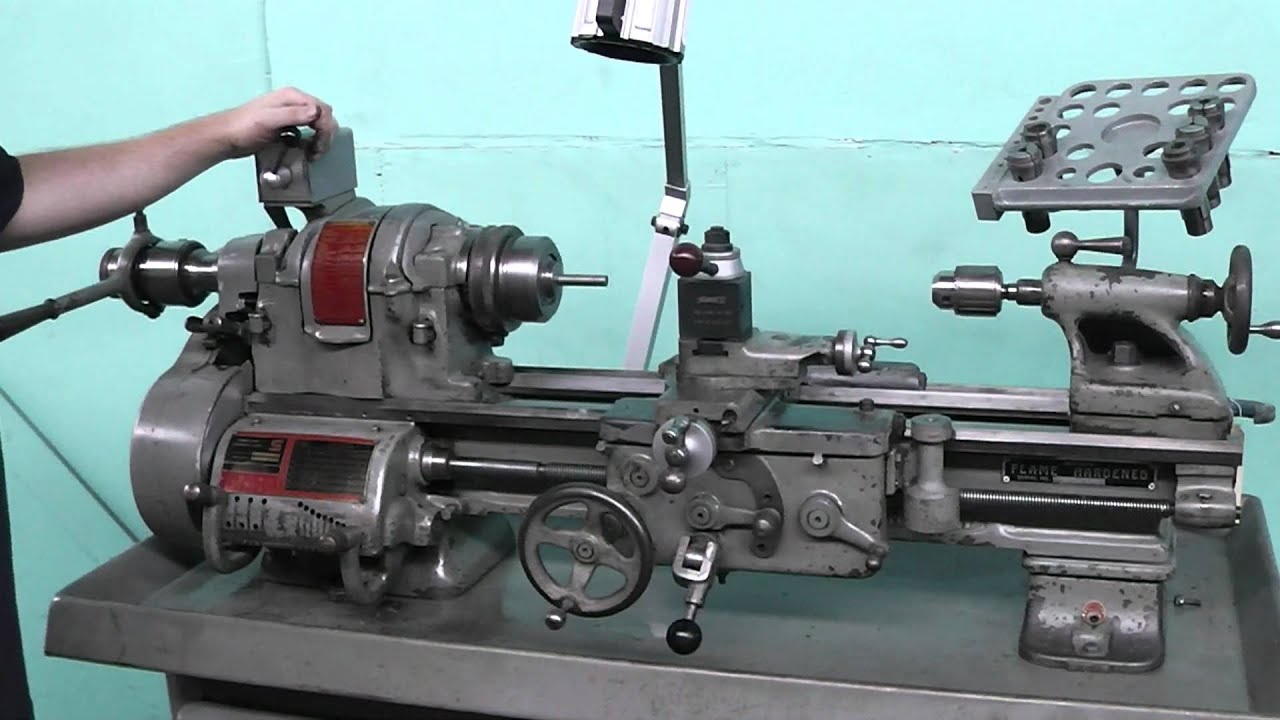 South Bend Lathe   South Bend Heavy 10 Tool Room Lathe