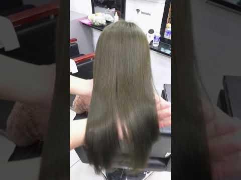 Màu Nâu Rêu – Salon Vũ Phong Cách – 0969100789 | Salon và các thông tin mới nhất
