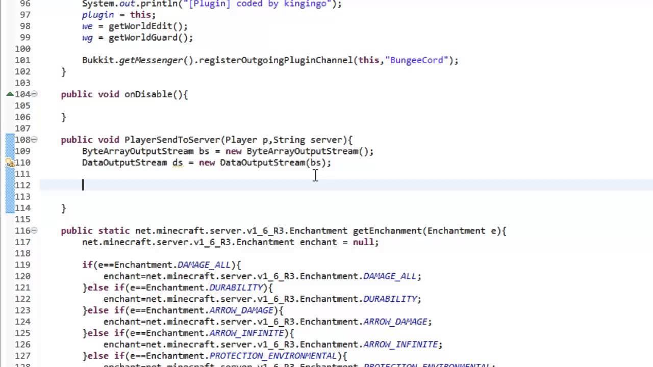 Bukkit BungeeCord PluginMessageChannel YouTube - Minecraft bungeecord server erstellen