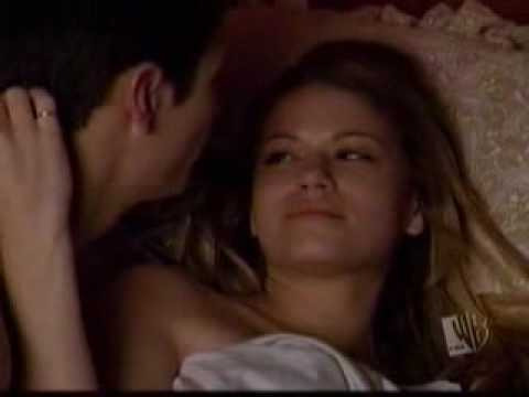 Naley- She likes it in the morning