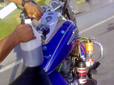 Hho Vox Motorbike Philippines Installed 030110 V003