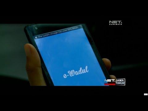 "NET. JATIM - APLIKASI MASYARAKAT SURABAYA ""E-WADUL"""