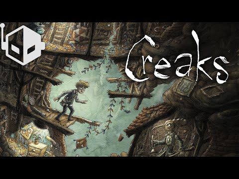 Creaks Gameplay [PC]