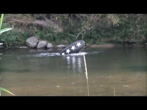 2017 6 26 HIROSHIMA still water freestyle kayaking