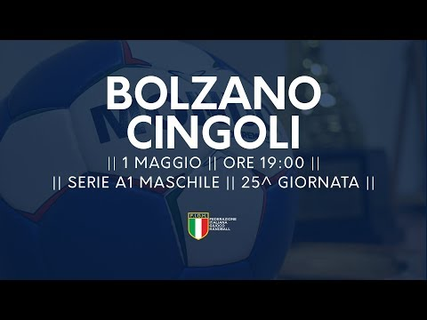 Serie A1M [25^]: Bolzano - Cingoli 43-23