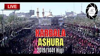 ASHURA (10th Muharram) in KARBALA 2019 / 1441 Hijri