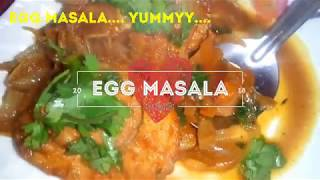 egg masala | egg masala curry | egg curry | healthy food | healthy egg curry| by anupa patel|