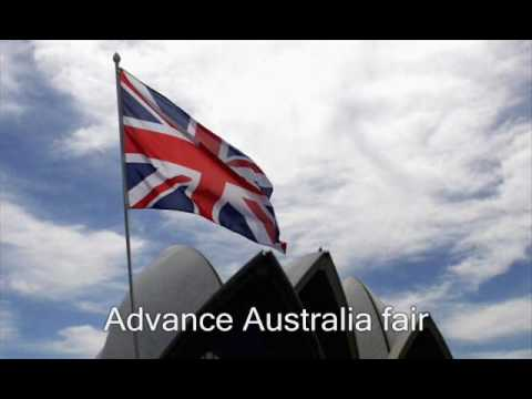 Advance Australia fair Chords - Chordify