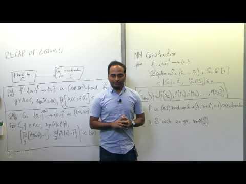 Pseudorandom Generators III