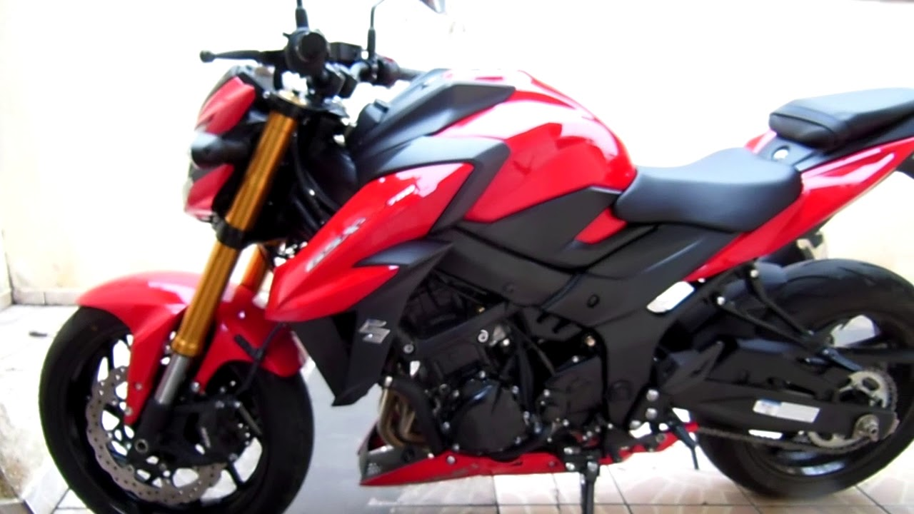 suzuki gsx s750 2018 ap s 300 km opini o do dono youtube. Black Bedroom Furniture Sets. Home Design Ideas