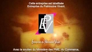 """Atelier la boite d'accordeon, label """"Entreprise du Patrimoine Vivant"""""""