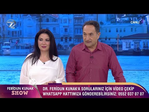 Dr. Feridun Kunak Show - 22 Ekim 2018