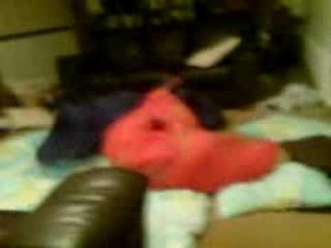 sleeping bag war!