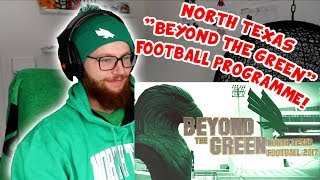 Rugby Player Reacts to BEYOND THE GREEN 2018 Ep 1 North Texas Football Programme!