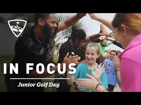 Topgolf Junior Day Surprise | In Focus | Topgolf