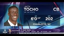 Vikings Rookie Video Breakdown: Jack Tocho