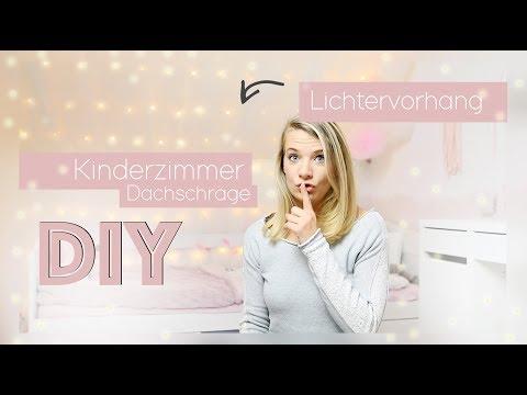 nine-macht´s-...-diy-kinderzimmer---ikea-hack---led-lichtervorhang-+-outtakes-//-delari