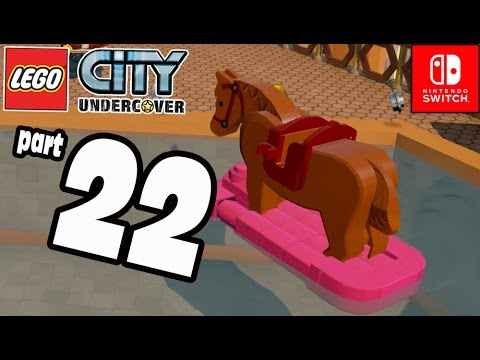 Lego City Undercover Part  22  Hotel Honey co-op (Nintendo Switch) Walkthrough