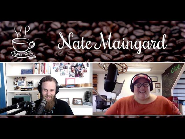 WPCoffeeTalk: Nate Maingard